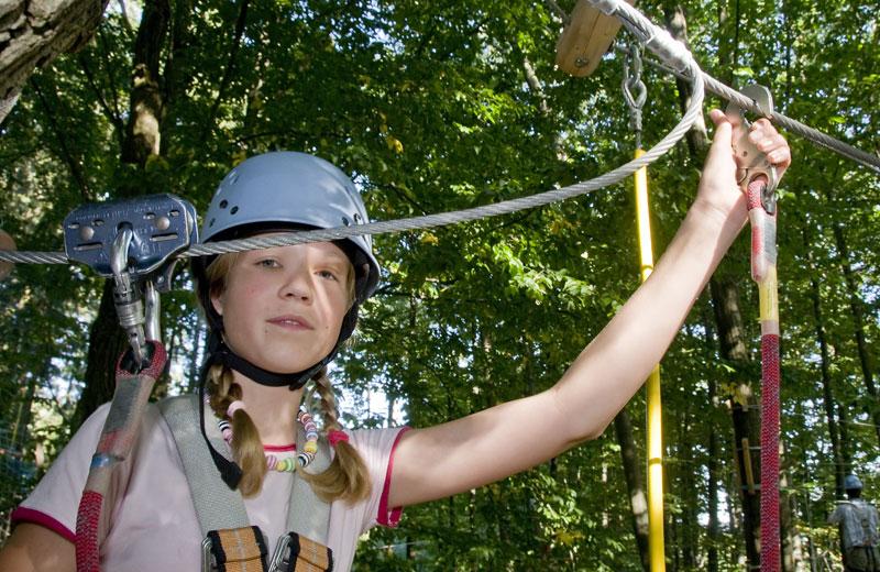 Klettergurt Für Hochseilgarten : Erlebnis hochseilgarten laas im litzer waldele vivovinschgau